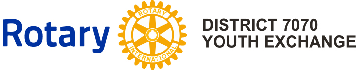 Rotary Youth Exchange District 7070